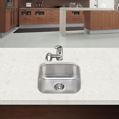 Blanco Stellar Bar Bowl Kitchen Sink