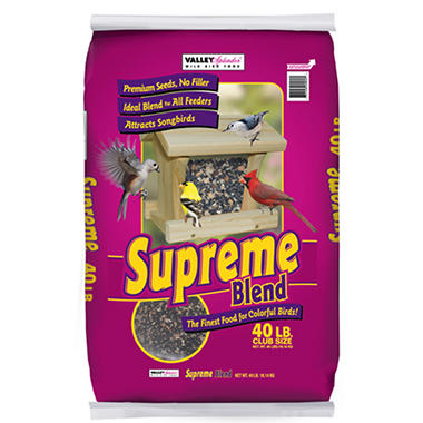 Valley Splendor Supreme Blend -  Bird Feed
