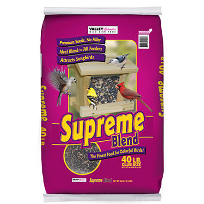 Valley Splendor Supreme Blend Bird Feed