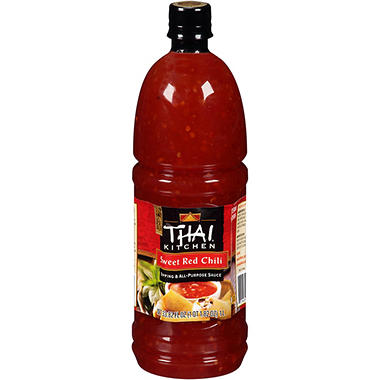 Thai Kitchen Sweet Red Chili Sauce (33.82 fl. oz.) - Sam's ...