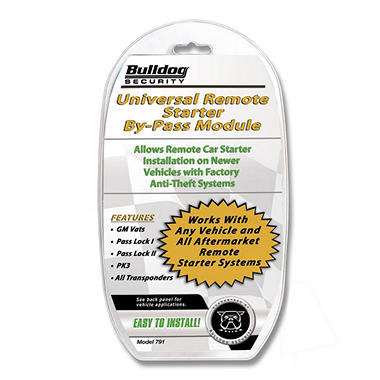 Bulldog Security 791 Bypass Module