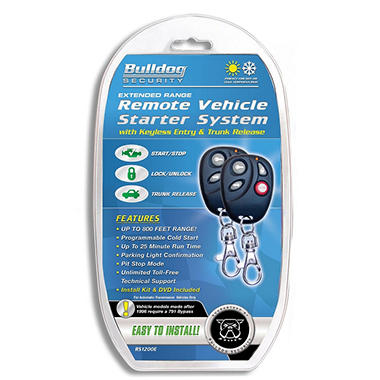 Bulldog Security RS1200 Remote Starter