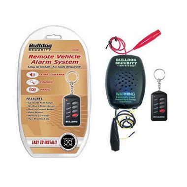 Bulldog Security 802 Micro Alarm