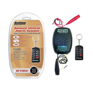 Bulldog Security 802 Micro Alarm