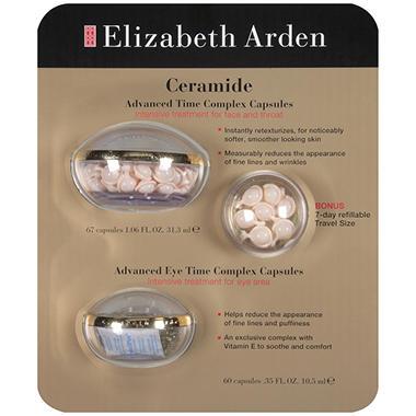 Elizabeth Arden Ceramide Face & Eye Capsules