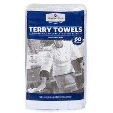 ProForce Terry Towels - 60 Pack