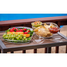 Acrylic Serving Set 6-piece - $2.97 Shipping