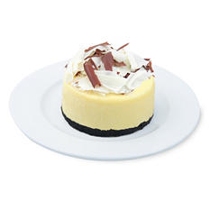 Galaxy Desserts Amaretto Cheesecake (2 oz. cake, 24 ct.)