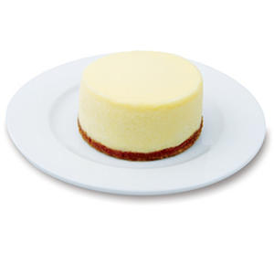 Galaxy Desserts New York Cheesecake (4 oz. cake, 24 ct.)