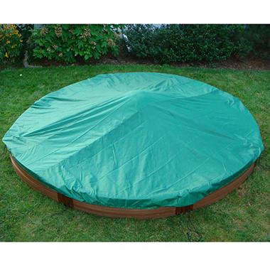 Circular Sandbox - 10.5' x 6