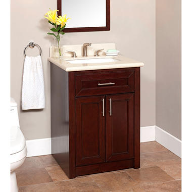 Brighton 26-inch Single Bowl Vanity