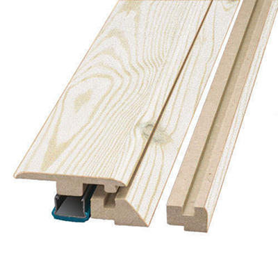 SimpleSolutions™ Four-in-One Molding - White Pine; 78.75 In. Long