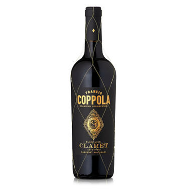 +FRANCIS COPPOLA DIAMOND CLARET 750ML
