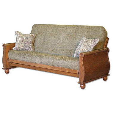 Simmons Bordeaux Sleeper Sofa