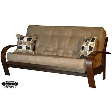 Malibu Futon Sofa Sleeper Sam s Club