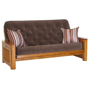 Simmons® Echo Futon Sleeper Sofa