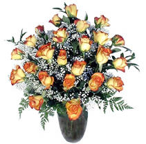 Rose Bouquet - Bi-Color - 2 Dozen