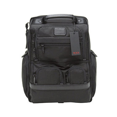 Tumi Alpha 2 Compact Laptop Briefpack  26173D2