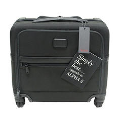 Tumi Alpha 2 Four-Wheeled Compact Brief