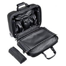 Tumi Alpha - Deluxe Wheeled Brief With Laptop Case