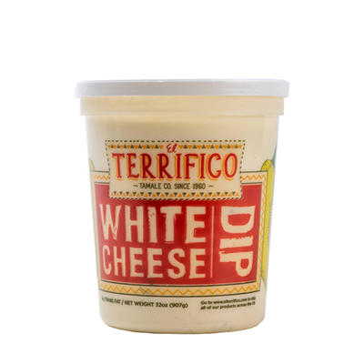 Corky's White Cheese Dip, 32 oz.