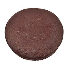 "Case Sale: 8"" Uniced Chocolate Cake Layers (12.5 oz., 24 ct.)"