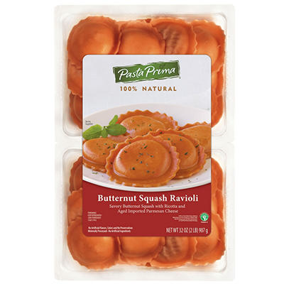 Pasta Prima Butternut Squash Ravioli (32 oz.)
