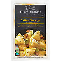 Three Bridges Italian Sausage Ravioli (30 oz.)