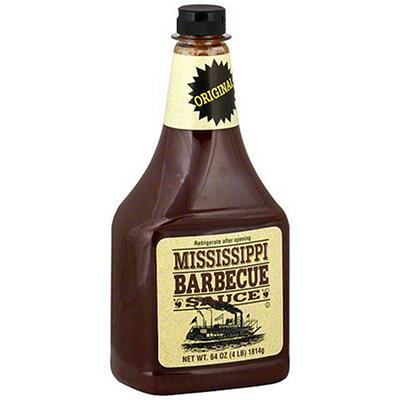 Mississippi BBQ Sauce - 64 oz.