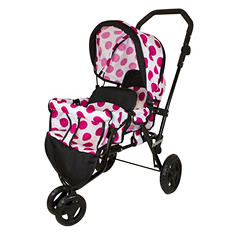 Twin Jogger Stroller