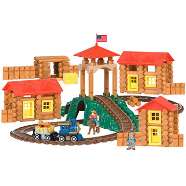 Lincoln Logs Red River Express