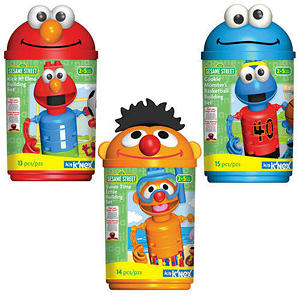 Sesame Street Sports Bundle