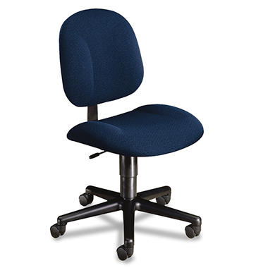 HON - Every-Day Series Swivel-Back Pivot Task Chair - Various Colors