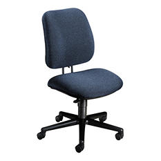 HON 7700 Series Swivel Task Chair, Blue