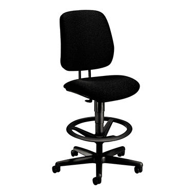 HON 7700 Series Swivel Task Stool, Select Color