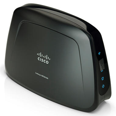 Linksys WES610N 4-Port Dual-Band N Entertainment Bridge