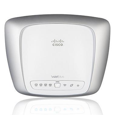 Cisco Linksys M20 Valet Plus Wireless-N Router