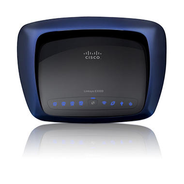 Cisco Linksys E3000 Dual Band N Wireless Router