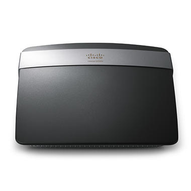 *$59.76 after $16 Tech Savings* Linksys Advanced Wireless-N600 Dual-Band Router