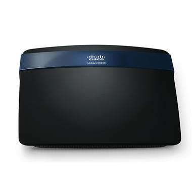Cisco Linksys E3200 High Performance Dual-Band N Router