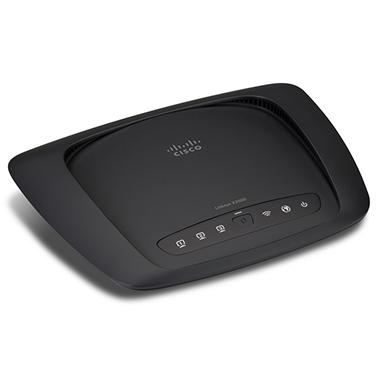 Linksys X2000 Wireless-N Router with ADSL2+Modem