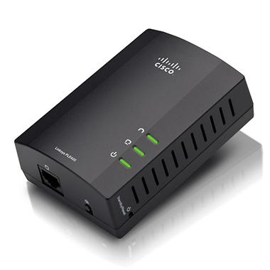 Linksys Powerline AV 1-Port Network Adapter Kit