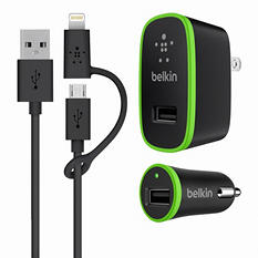 Concept Green 2pk. Portable Charger Kit