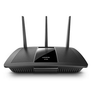 Linksys Max-Stream AC1750 Dual-Band Smart Wi-Fi Router