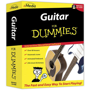 Guitar for Dummies - PC Software