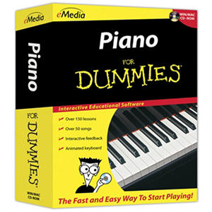 Piano for Dummies - PC Software