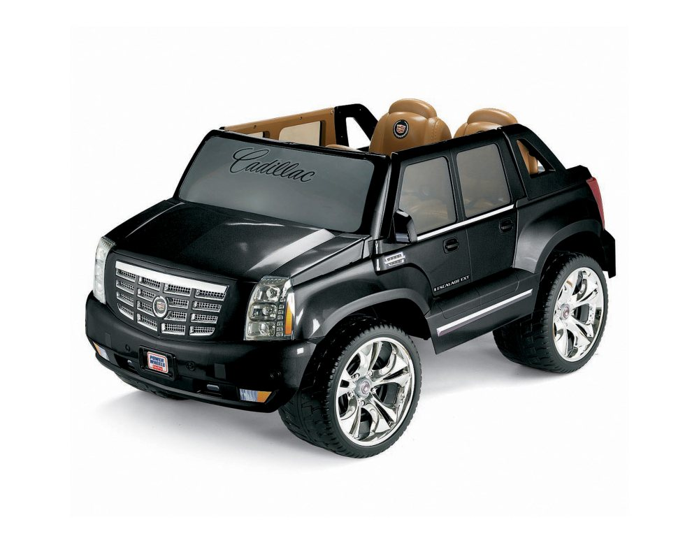 12v Power Wheels Cadillac Escalade EXT