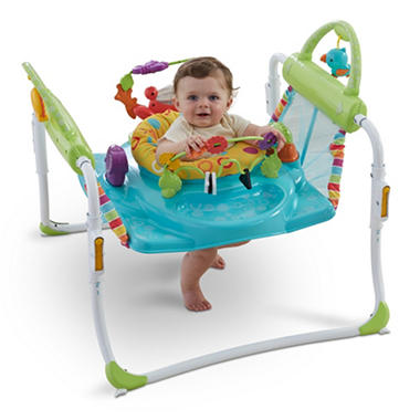 Fisher Price First Steps Jumperoo Sam S Club
