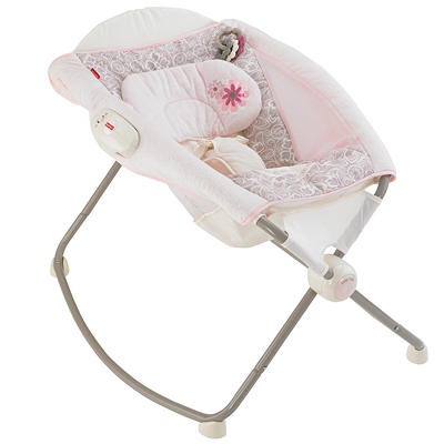 Fisher-Price Deluxe Newborn My Little Sweetie Rock 'n Play Sleeper