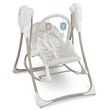 Fisher-Price 3-in-1 Swing 'n Rocker